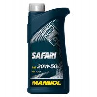 Mineraalne õli MANNOL Safari 1L 20W50
