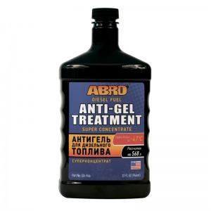 ABRO DA-946 Antigeel diiselkütuse jaoks külmumisvastane 946ml