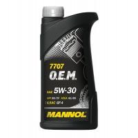 Täissünteetiline õli MANNOL 7707 O.E.M. 1L 5W30