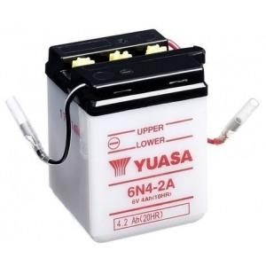 Стартерная аккумуляторная батарея YUASA 6N4-2A