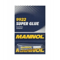 Superliim MANNOL 2ml
