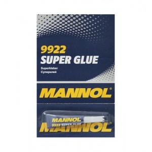 Суперклей MANNOL 2мл