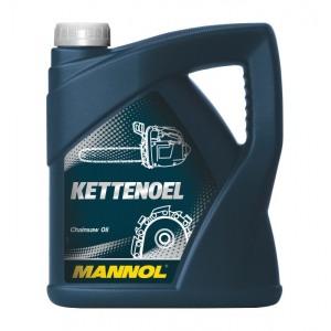 Масло для смазки режущих цепей пил Mannol Kettenoel 4л