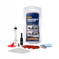 Набор для восстановления лобового стекла MANNOL 9804
