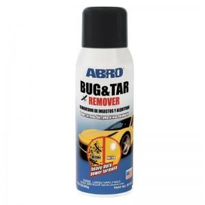 Очиститель битумных пятен и насекомых ABRO BT-422 340гр