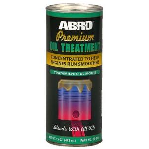 ABRO OT-511 Присадка в масло PREMIUM 443мл