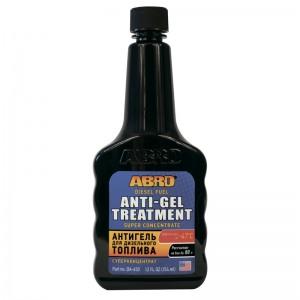 ABRO DA-650 Antigeel diiselkütuse jaoks külmumisvastane 354ml