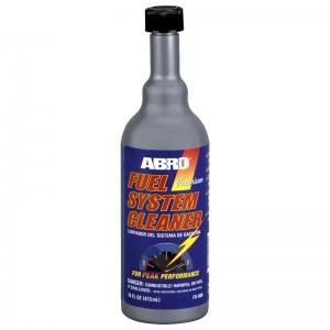 ABRO FS-900 Очиститель топливной системы (премиум) 473гр