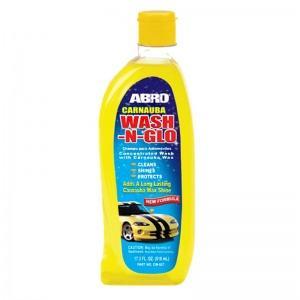 ABRO CW-927 Kontsentreeritud šampoon Carnauba vahaga 510ml