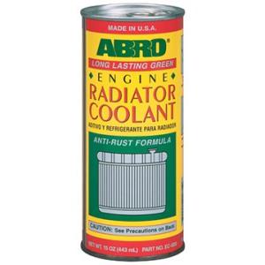 ABRO EC-500 Jahutusvedeliku lisand korrosioonivastane 443ml