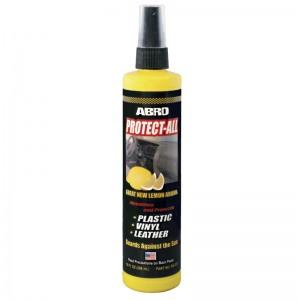 ABRO PA-512 Защитная полироль, с ароматом лимона 296ml
