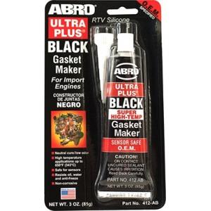 Silikoon hermeetik 999 must ABRO 412-AB