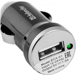 USB autolaadija Defender ECA-01 (5V/1A)
