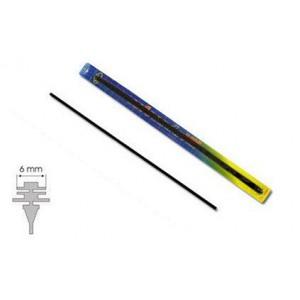 9423 Резинки стеклоочистителя 2x600мм 6мм SCT