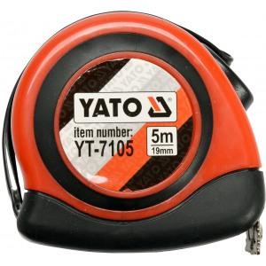 Mõõdulint magnetiga 5m*19mm (YATO YT-7105)
