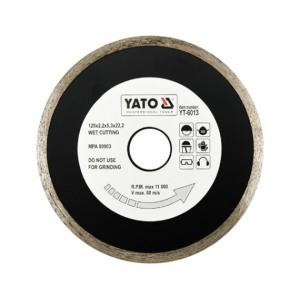 YT-6013 teemantkuivlõikeketas 125mm