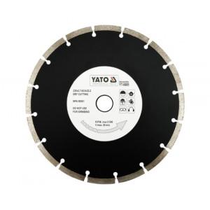 YT-6005 loikeketas/kivi/TEEMANT/230*2,7*22,2mm