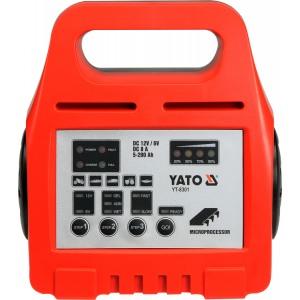 YT-8301 akulaadija 6/12V,8A,5-200AH