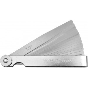 YT-7220 lehtkaliiber 17tk 0,02-1mm YATO
