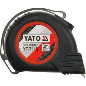 Mõõdulint 3m*16mm (YATO YT-7110)