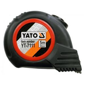 Mõõdulint 5m*25mm (YATO, YT-7111)