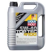 НС-синтетическое моторное масло Top Tec 4100 5W40 5л LIQUI MOLY 9511