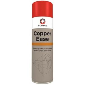 Vasemääre aerosoolis COMMA COPPER EASE 500 ml, töötemperatuur (-40C +1150C)