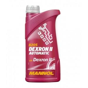 MANNOL Синтетическое масло для автоматических трансмиссий ATF Dexron II 500ml