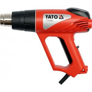 YT-82288 Фен технический 2000Вт 70~550°C - YATO