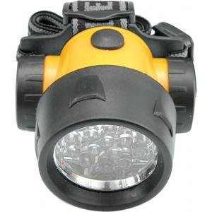 VOREL 88671 Налобный светодиодный фонарь (17LED)