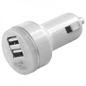 """USB laadija 2-pesaga \""""X-ALL\"""" 1A +2,1A 12/24V"""