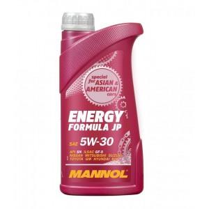 Täissünteetiline õli MANNOL Energy Formula JP 1L 5W30