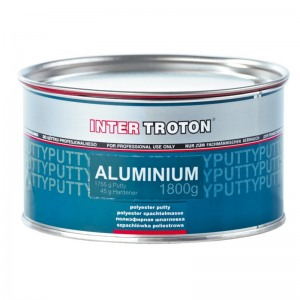 Алюминиевая шпатлевка 250гр TROTON