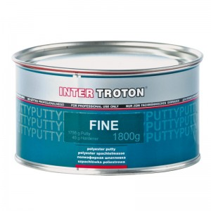 Доводочная шпатлевка FINE 250гр TROTON