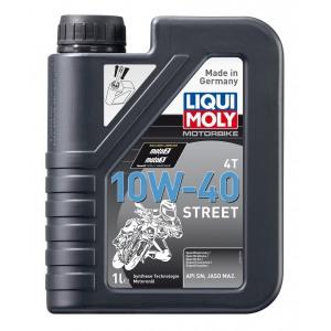 MOTO Street 4T poolsünt.tsikliõli 10W-40 1L LIQUI MOLY