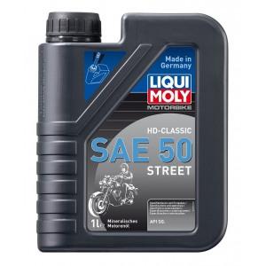 MOTO Street HD-Classic SAE50 Harley mootoriõli 1L LIQUI MOLY