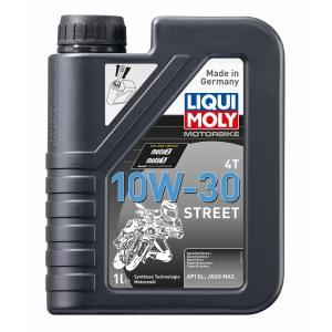 MOTO Street 4T tsikliõli 10W-30 1L LIQUI MOLY