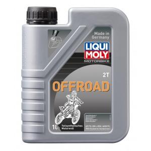 MOTO Offroad 2T poolsünt. tsikliõli 1L LIQUI MOLY