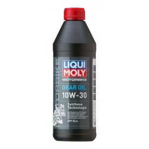 MOTO transmissiooniõli 10W-30 1L LIQUI MOLY