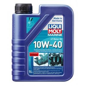 MARINE 4T mootorpaadiõli 10W-40 1L LIQUI MOLY
