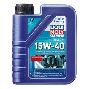 MARINE 4T mootorpaadiõli 15W40 1L LIQUI MOLY