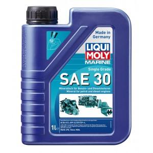 MARINE mootoriõli SAE30 1L LIQUI MOLY