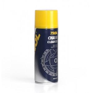 7904 Mootoratta keti puhastaja 400ml MANNOL Chain Cleaner