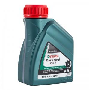 Pidurivedelik Brake Fluid DOT 4 CON 0.5L CASTROL