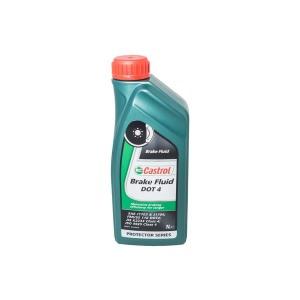 Pidurivedelik Brake Fluid DOT 4 CON 1L CASTROL