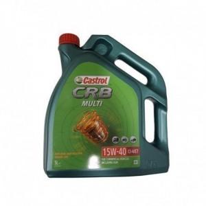 CRB Multi 15W40 CI-4/E7 5L CASTROL
