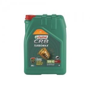 Poolsünteetiline õli CRB Turbomax 10W40 E4/E7 20L CASTROL