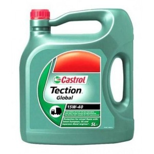 Tection 15W40 5L CASTROL