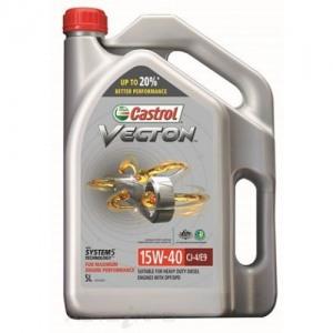 Mineraalne õli Vecton 15W40 CJ-4 5L CASTROL