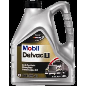 Täissünteetiline õli DELVAC 1 5W40 MOBIL 4L 148368